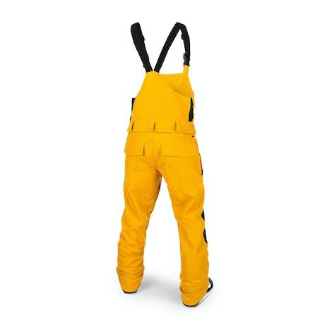 Volcom Roan Snowboard Bib 2021 - Resin Gold