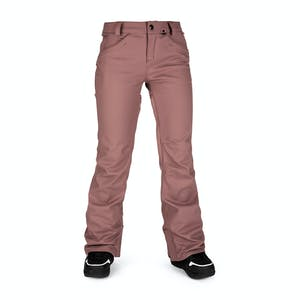 Volcom Species Stretch Women's Snowboard Pant 2021 - Rose Wood