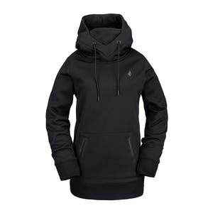 Volcom Spring Shred Women's Riding Hoodie 2021 - Black