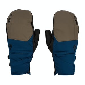 Volcom Stay Dry GORE-TEX Snowboard Mitt 2021 - Blue