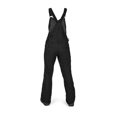 Volcom Swift Women's Snowboard Bib 2021 - Black