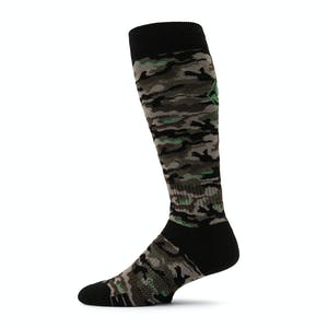 Volcom Synth Snowboard Sock - Army