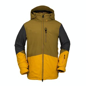 Volcom TDS 2L GORE-TEX Snowboard Jacket 2021 - Resin Gold