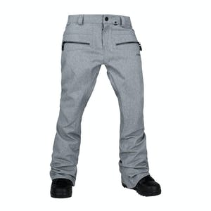 Volcom Iron Women's Snowboard Pant 2017 - Heather Grey