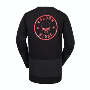 Volcom Pat Moore Fleece Crewneck 2018 - Black