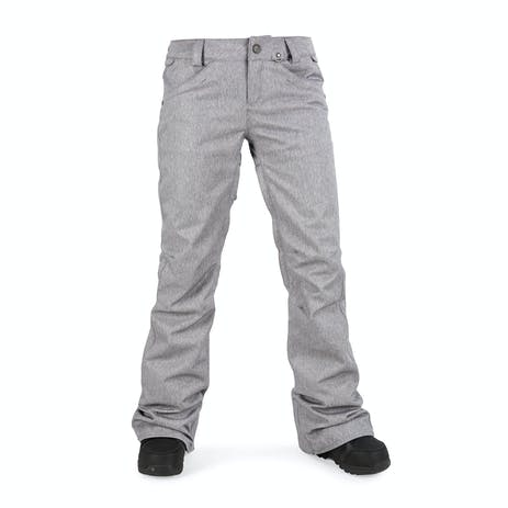 Volcom Women's Species Stretch Pant 2018 - Heather Grey