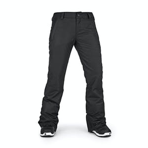 Volcom Freakin' Snow Chino Youth Snowboard Pant 2019 - Black