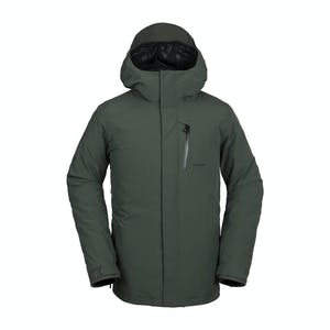 Volcom L Gore-Tex Snowboard Jacket 2019 - Black/Green