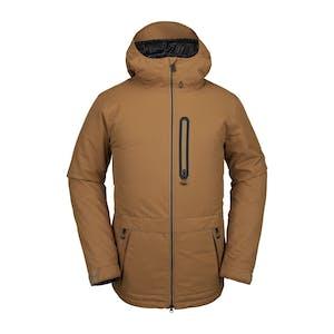 Volcom Deadly Stones Snowboard Jacket 2020 - Caramel