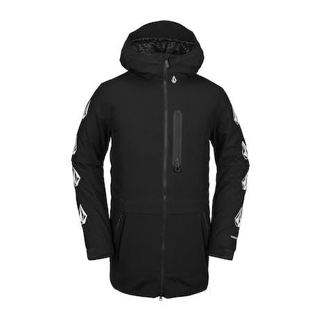 Volcom D.S. Long Snowboard Jacket 2020 - Black