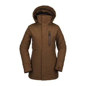 Volcom Eva Insulated GORE-TEX Women's Snowboard Jacket 2020 - Copper