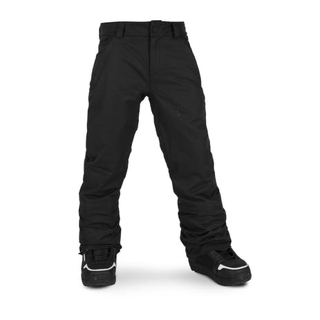 Volcom Freakin' Snow Chino Youth Snowboard Pant 2020 - Black