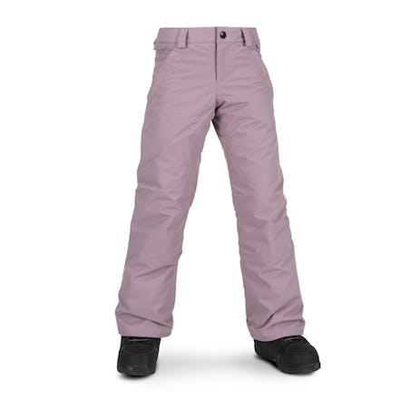 Volcom Frochickidee Insulated Youth Snowboard Pant 2020 - Purple Haze