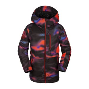 Volcom Holbeck Insulated Youth Snowboard Jacket 2020 - Multi