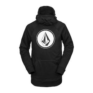 Volcom Hydro Riding Hoodie 2020 - Black