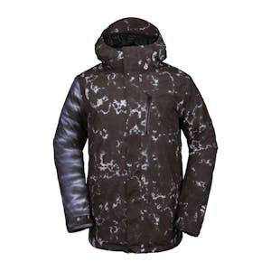 Volcom L GORE-TEX Snowboard Jacket 2020 - Black Print