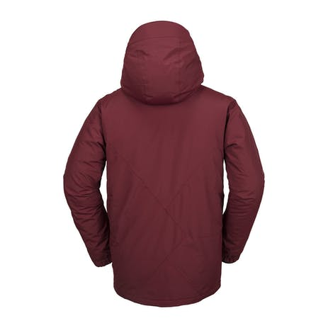 Volcom L GORE-TEX Snowboard Jacket 2020 - Burnt Red