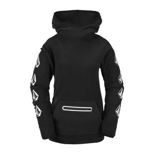 Volcom Polartec Mid Women's Riding Hoodie 2020 - Black