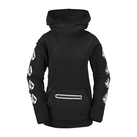 Volcom Polartec Mid Women's Riding Hoodie 2020 - Black