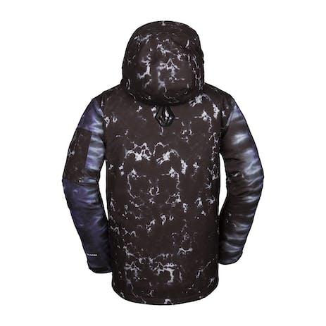 Volcom Scortch Snowboard Jacket 2020 - Black Print