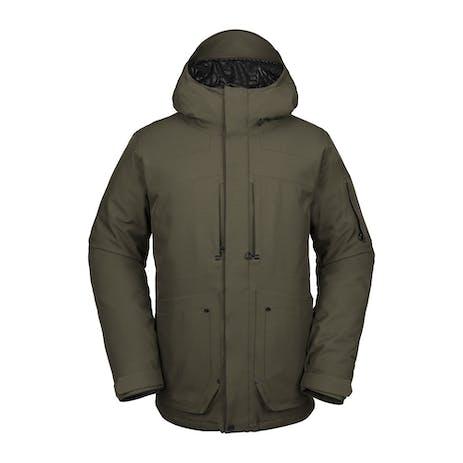 Volcom Scortch Snowboard Jacket 2020 - Forest