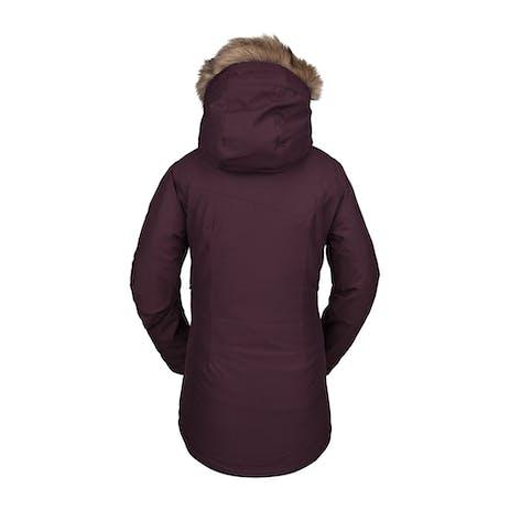 Volcom Shadow Insulated Women's Snowboard Jacket 2020 - Merlot