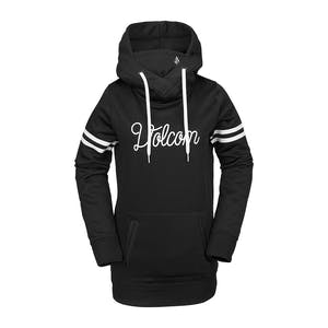 Volcom Spring Shred Women's Riding Hoodie 2020 - Black