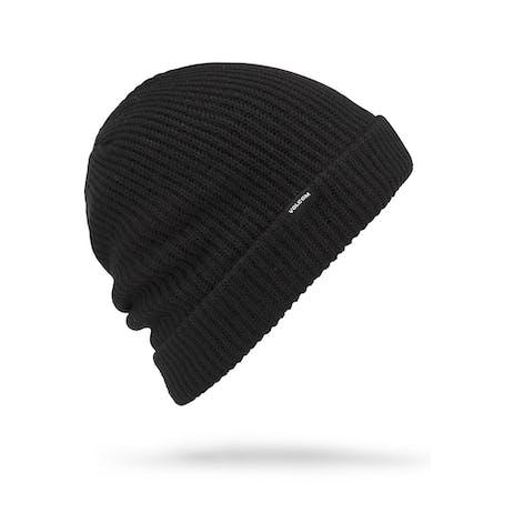 Volcom Sweep Lined Beanie - Black