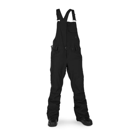 Volcom Swift Women's Snowboard Bib 2020 - Black