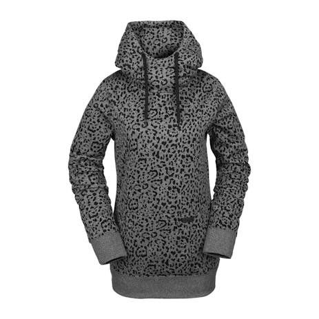 Volcom Yerba Women's Pullover Fleece 2020 - Leopard