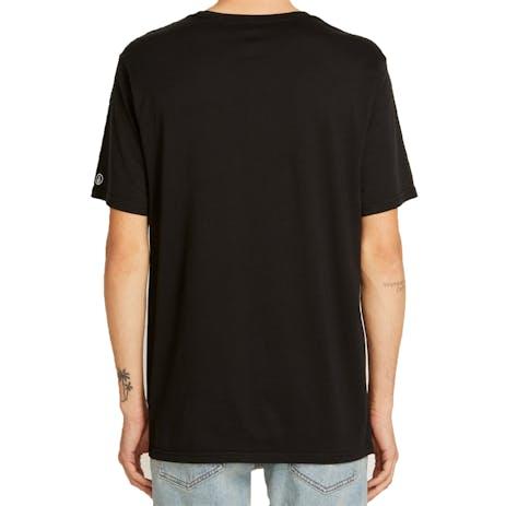 Volcom Solid Short Sleeve T-Shirt - Black