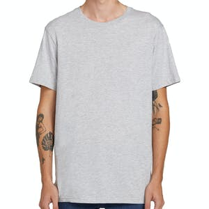 Volcom Solid Short Sleeve T-Shirt - Grey