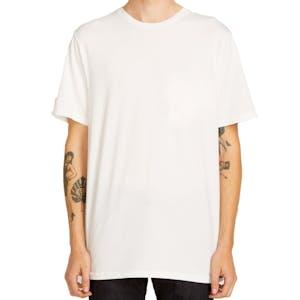 Volcom Solid Short Sleeve T-Shirt - White