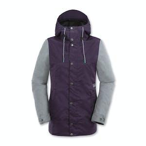 Volcom Stave Women's Snowboard Jacket - Purple
