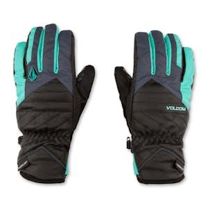 Volcom Tonic Snowboard Glove - Glacier Blue