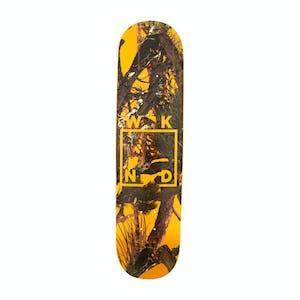 """WKND Camo Logo 8.0"""" Skateboard Deck"""