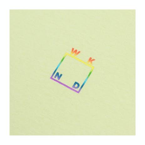 WKND Rainbow Logo T-Shirt - Celery
