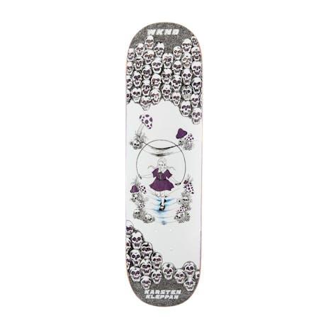 WKND Skippin' Skateboard Deck - Karsten