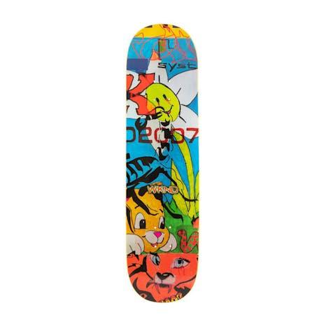 "WKND Sympathy Dropout 8.38"" Skateboard Deck - Karangelov"