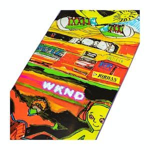 """WKND Sympathy Dropout 8.125"""" Skateboard Deck - Taylor"""