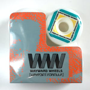 Wayward Team 53mm Skateboard Wheels - Waypoint Formula