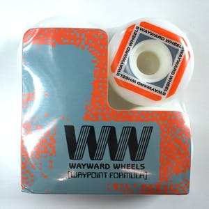 Wayward Team 54mm Skateboard Wheels - Waypoint Formula