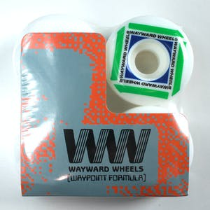 Wayward Team 55mm Skateboard Wheels - Waypoint Formula