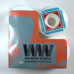 Wayward Team 56mm Skateboard Wheels - Waypoint Formula