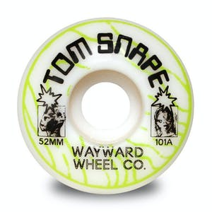 Wayward Snape 52mm Skateboard Wheels - Classic Shape