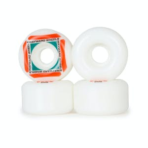 Wayward Team 51mm Skateboard Wheels - Waypoint Formula