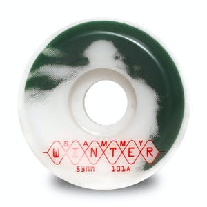 Wayward Winter 53mm Skateboard Wheels - Funnel Cut
