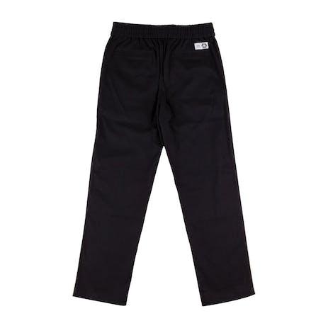 Welcome Dark Wave Split-Colour Pant - Black/Bone