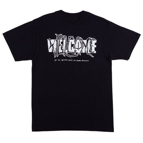 Welcome Excess Premium T-Shirt - Black