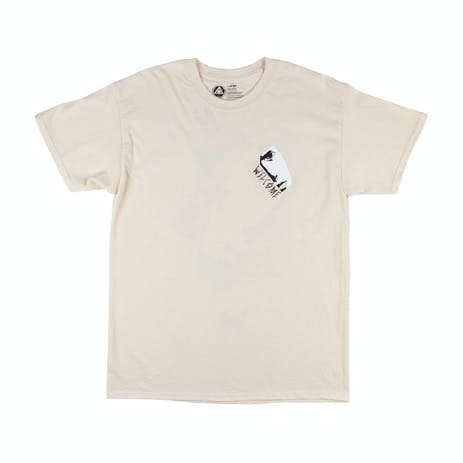 Welcome Faces T-Shirt - Bone